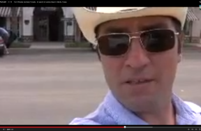 Tom Rhodes Comedy Travels – In search of James Dean in Marfa, Texas