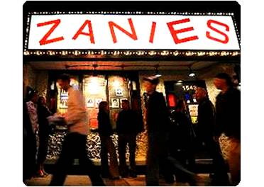 marks Zanies 40th anniversary which the legendary club has been celebrating all year by booking top notch and iconic comedians from all over the country. Zanies prides itself as the only club in the country to feature professional nationally touring headliners every night & this week is no exception.